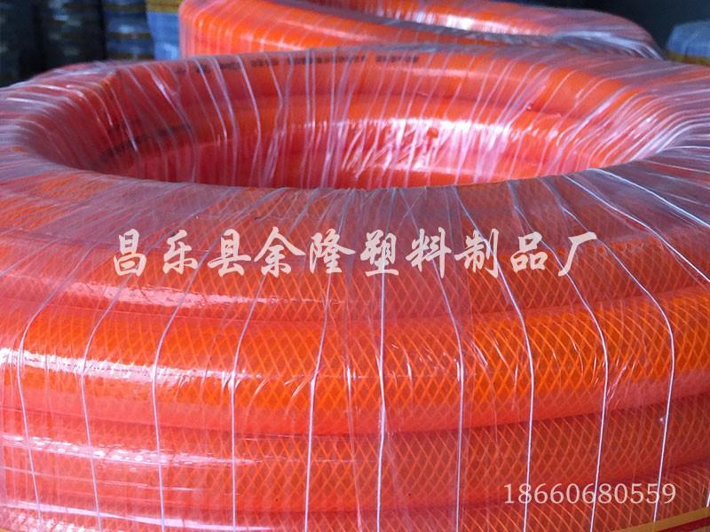 高弹性钢丝管
