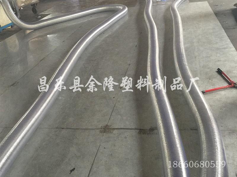 大口径PVC钢丝管